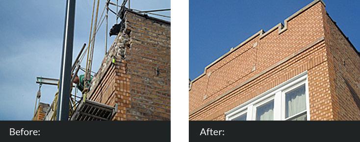 Masonry Restoration | Chicago IL