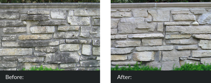 Power Washing | Services | Arrow Masonry