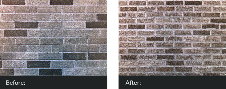 Brick and Mortar Tuck Pointing Repointing Steps Chimneys ... |Tuck Point Mortar Retaining Wall