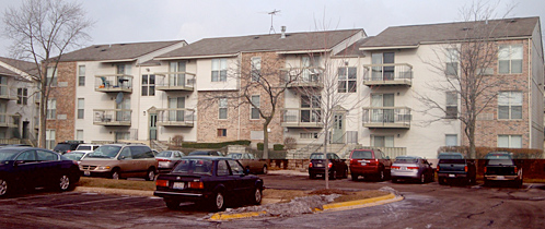 Colony Apartments