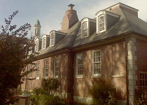 Dickinson Hall Park District