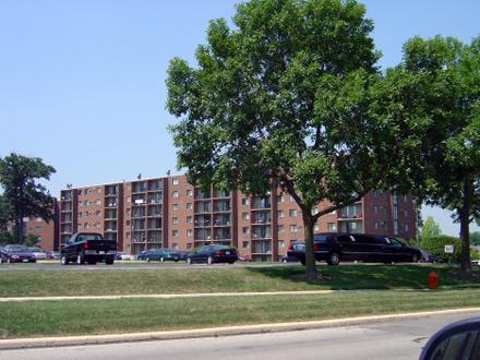 160 Unit Apartment Complex